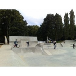 Skatepark Saint-Quentin