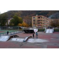 Skatepark Digne-les-Bains