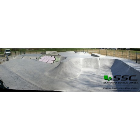 Skatepark Manosque