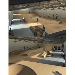 Skatepark Briançon