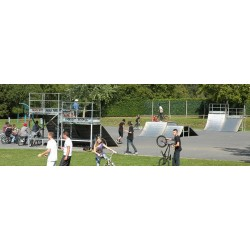 Skatepark Charleville Mezières