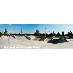 Skatepark La Chapelle St Luc