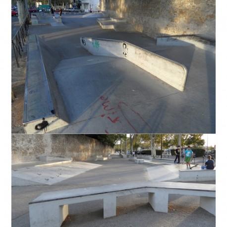 Skatepark Carcassonne