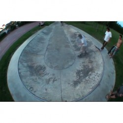 Skatepark Bowl Ginestas