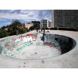 Skatepark Bowl de Valmante
