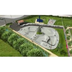 Skatepark La Crau-Pôle