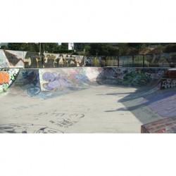 Skatepark Bowl La Ciotat