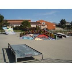 Skatepark Rousset