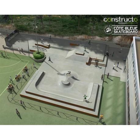 Skatepark Sausset-les-Pins