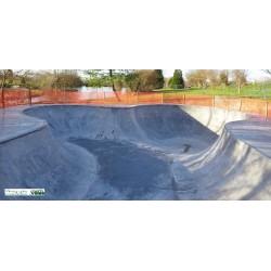 Skatepark Bowl Le Bény Bocage