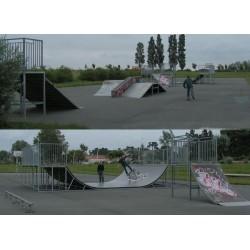 Skatepark Saint Trojan les Bains