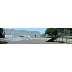 Skatepark Brive-la-Gaillarde