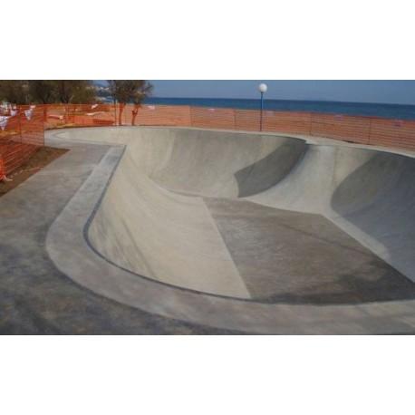 Skatepark Bastia – JVB Bowl