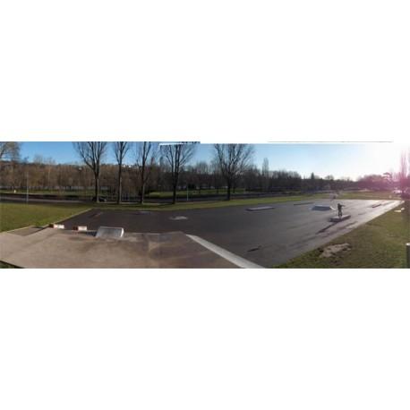 Skatepark Fontaine d'Ouche