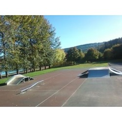 Skatepark Gueret