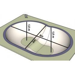 Réaliser un bowl en béton