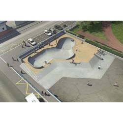 Skatepark Bourg-en-Bresse