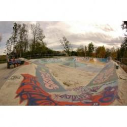 Skatepark Saint-Léon-sur-l'Isle