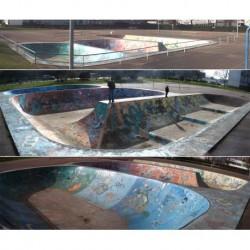 Skatepark Bowl d'Evreux