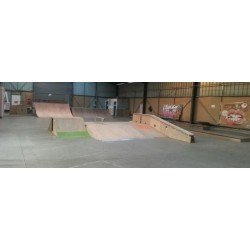 Skatepark Bernay Glisse Extreme