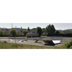 Skatepark Jassans-Riottier