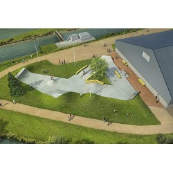 Skatepark Pont-Audemer
