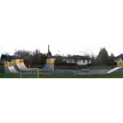 Skatepark Le Bosc - Roger en Roumois