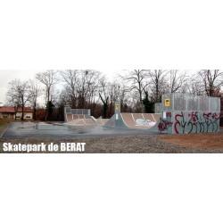 Skatepark Bérat