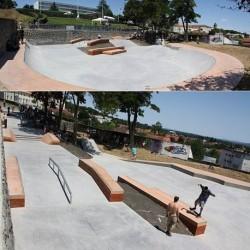 Skatepark Saint -Gaudens