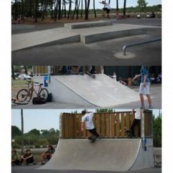 Skatepark Cazaux