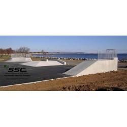 Skatepark Marseillan