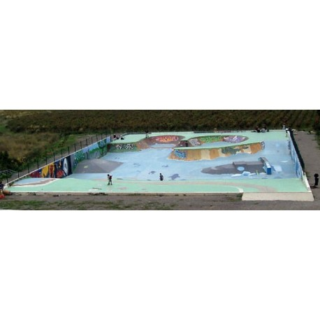 Skatepark Poussan