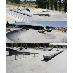 Skatepark Saint-Georges d'Orques