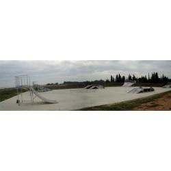 Skatepark Villeneuve les Maguelone