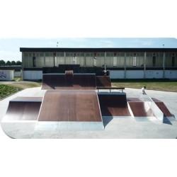 Skatepark Rennes