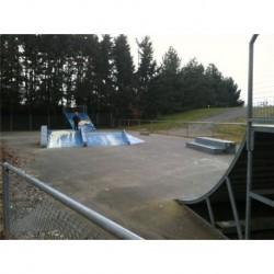 Skatepark Cesson Sévigné