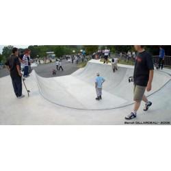 Skatepark VilleFontaine