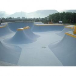 Skatepark Bowl de Crolles