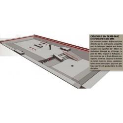 Skatepark Mont de Marsan