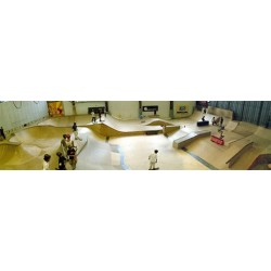 Skatepark Hall 04