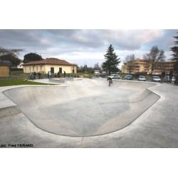 Skatepark Saint-Paul-lès-Dax
