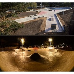 Skatepark Saint -Eteinne