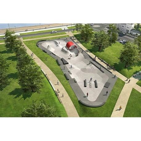 Skatepark Saint-Nazaire
