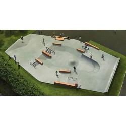 Skatepark Cholet