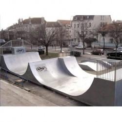 Skatepark Chaumont