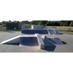 Skatepark Château-Gontier
