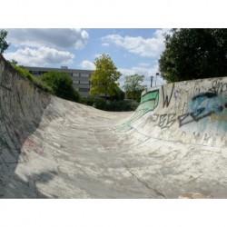 Skatepark Bowl de Nancy