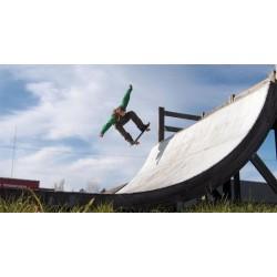Skatepark Mini Rampe