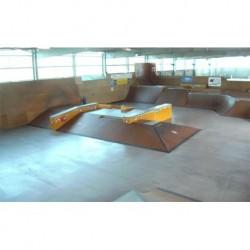 Skatepark Halle de glisse