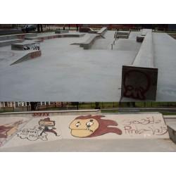 Skatepark Streetpark de Valenciennes